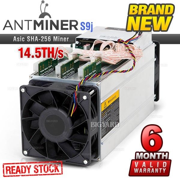 Antminer S7 With Missing Heatsink Antminer S9 140th S 098w